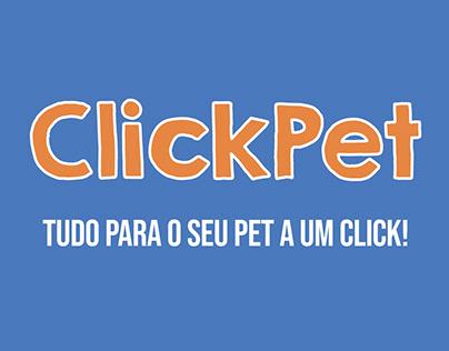 Aplicativo para Pet Shop Virtual (em construção)