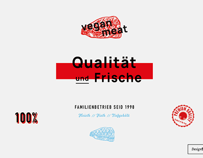 Vegan Meat CD Relaunch /// Berlin, Germany