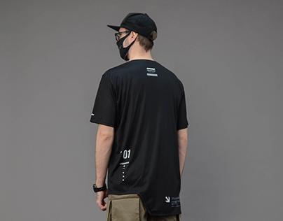 Grom Concept tech tshirt