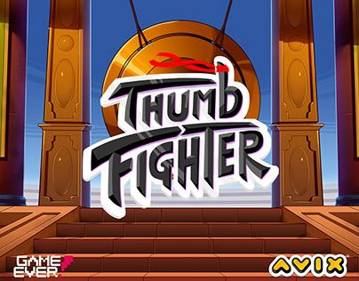 Thumb FIghter Teaser (Illustration) Mobile Game