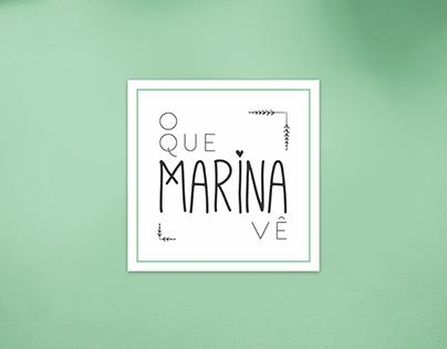 O que Marina Vê