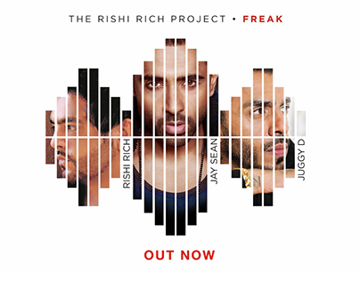 the rishi rich project  FREAK 15sec air spot