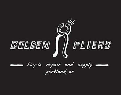 Logo Design for Golden Pliers - 2018