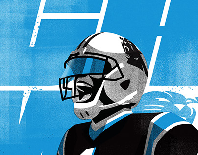 Panthers Illustrations / 2017