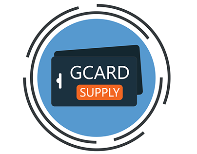 Gift Card Supply - Banner and gift cards deisgn