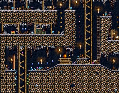 Pixel-art game assets #2