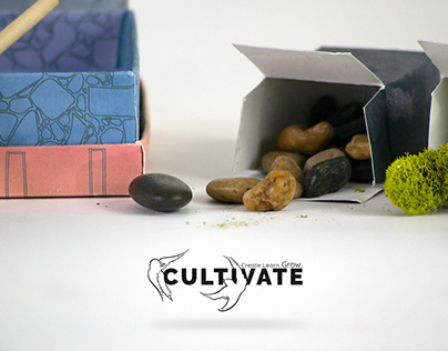 (Cult)ivate! A packaging project