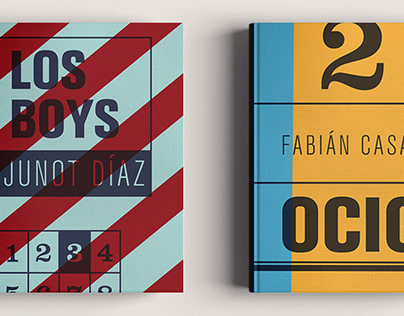 Lit. latinoamericana - Book covers