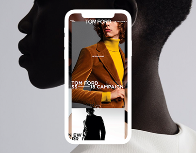 TOM FORD — CONCEPT