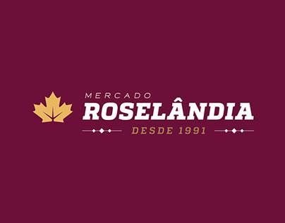 Projeto de Identidade Visual: Mercado Roselândia