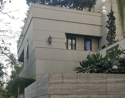 Modern Classic House - santacruz, Mumbai