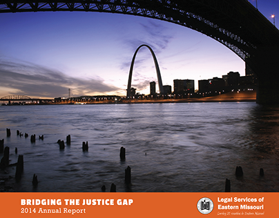 Legal Services of Eastern Missouri - Annual Report 2014