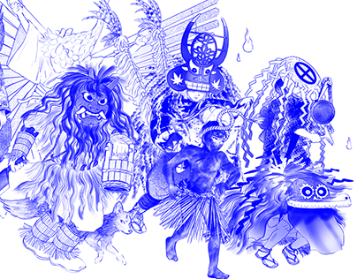 Parade of Yokai