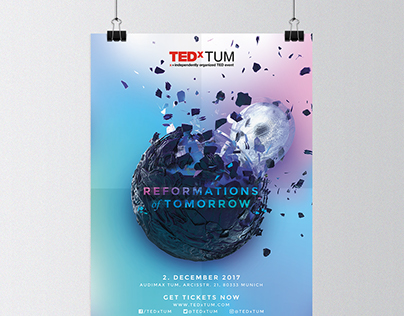TEDxTUM - Reformations of Tomorrow