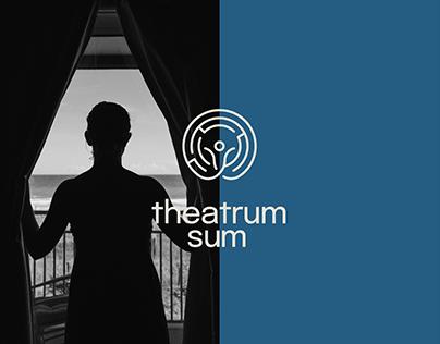 Theatrum Sum – Logo & Brand Identity