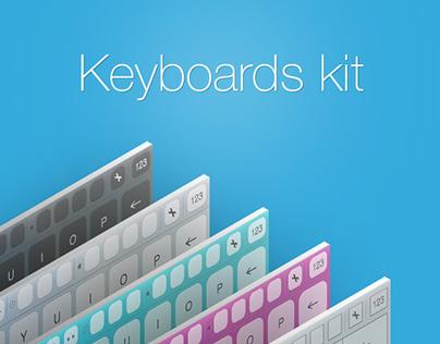 Keyboards Kit