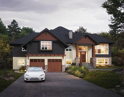 Canada house 06
