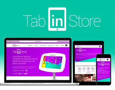 Site officiel TabinStore