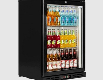 Interlevin PD10H 142 Ltr Single Door Bottle Cooler