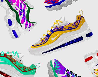 Design on Nike