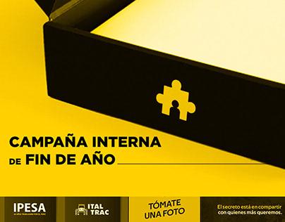 IPESA: Campaña Interna de Fin de Año