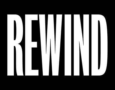 Rewind - Publication & Identity