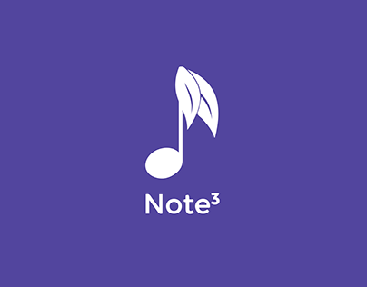 UX and Logo   App Note3