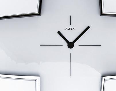Alfex wrist watch