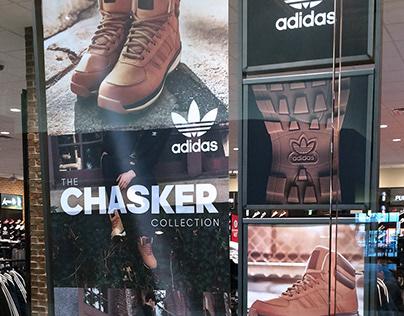 Footlocker Chasker Window
