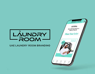 Branding | UAE Laundry Room