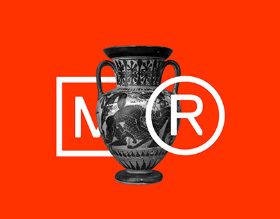 Museum of Romanity - Brand design