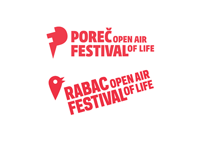 Porec & Rabac Open Air Festival of Life