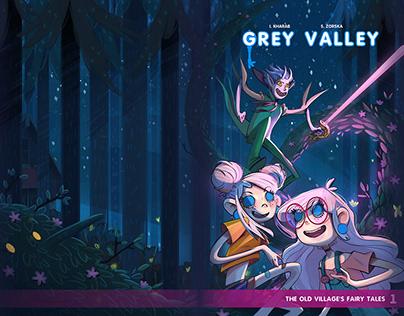 Grey Valley Indie Comics