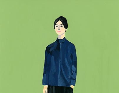 Mao Coler shirt