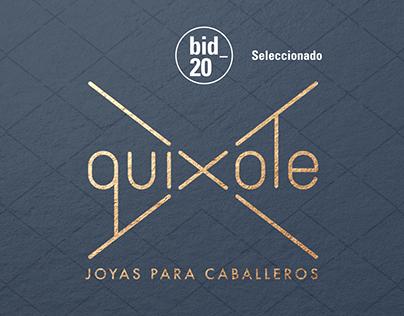 quixote jewelry for men Brand Design