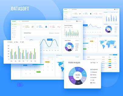 Datasoft Dashboard