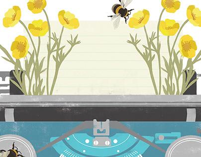 Botanical Typewriter