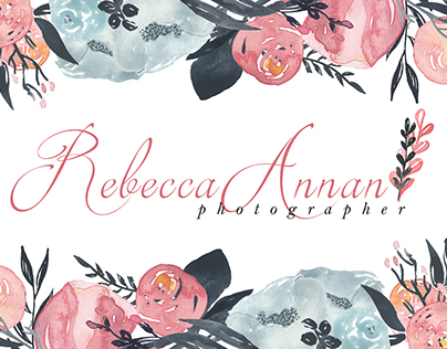 Logo Design and Branding for a Photographer