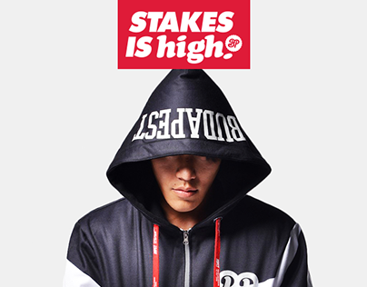 STAKES IS HIGH - BDPST '15 FALL/WINTER Coll.