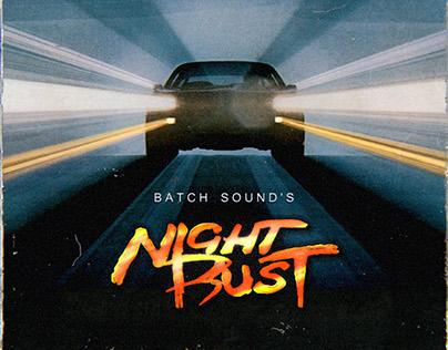 """Night Rust"" single digital cover"