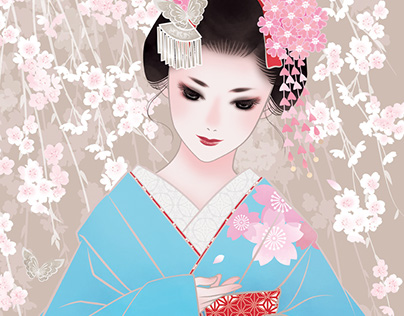 Japan Beauty 2013 / Original Works