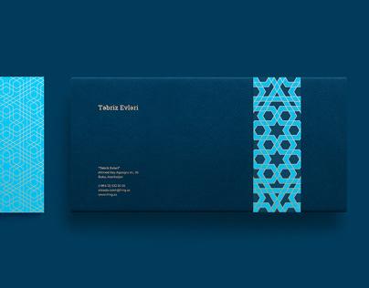Tabriz Residence / Branding