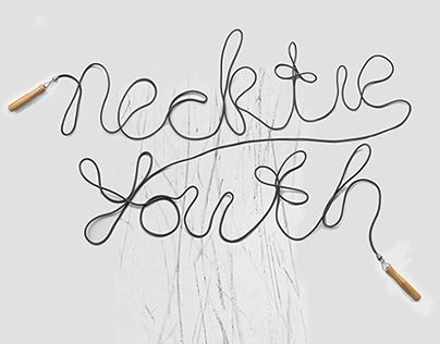 NECKTIE YOUTH / POSTER SERIES