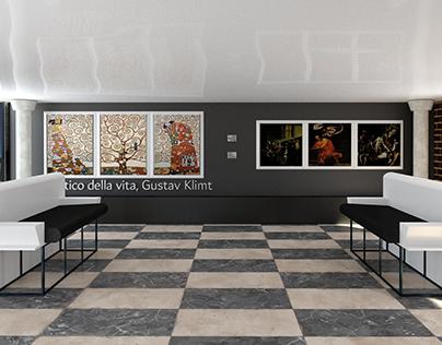 Interior Project: Test Scene for Revit Family creation