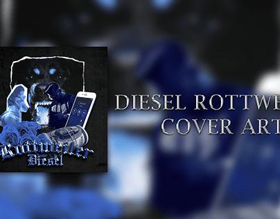 DIESEL ROTTWEILER COVER ART