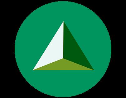 Citizens Bank Internal Logo Design