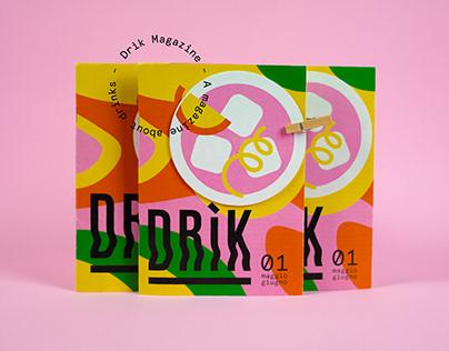Drìk Magazine