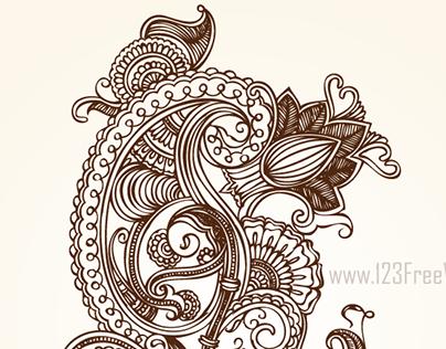 Paisley Designs Free