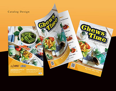 Catalog and posters design
