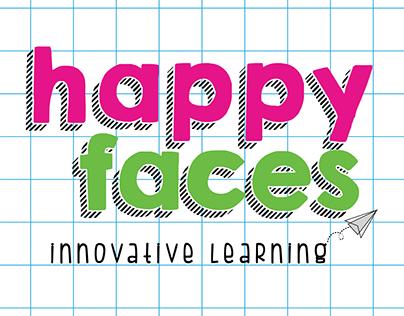 Happy Faces Brand Identity